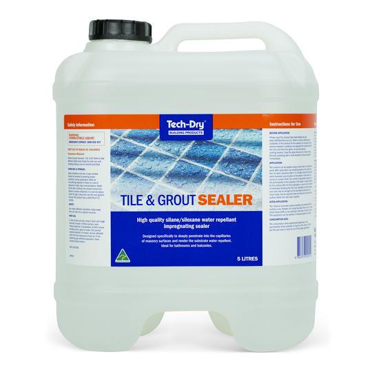 Porcelain Tile Sealer Tile Sealer & Grout Sealer - TECH-DRY